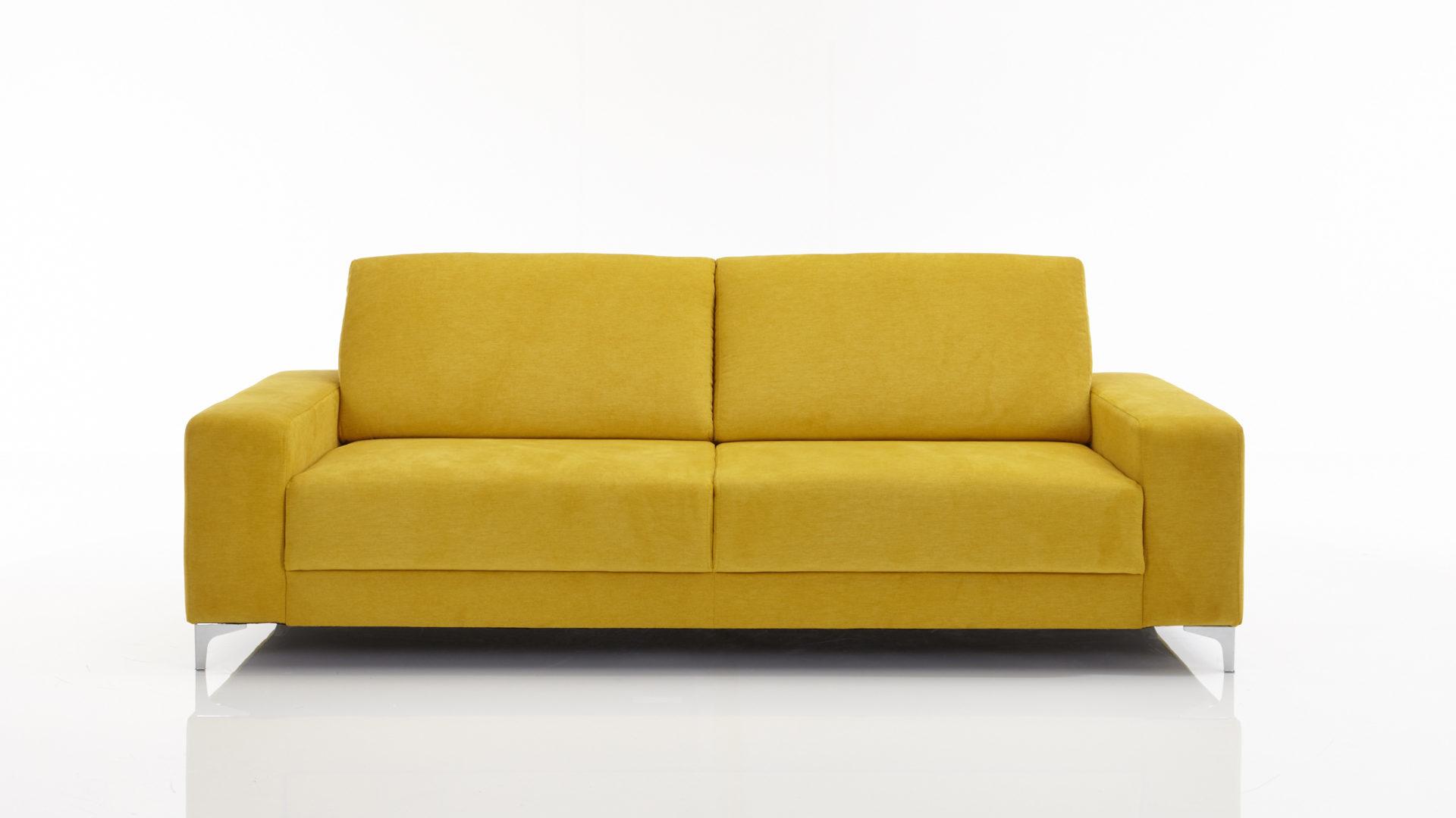 Kawoo 25 Sitzer Color 2 Sofa Und Polstermöbel Mustardfarbener