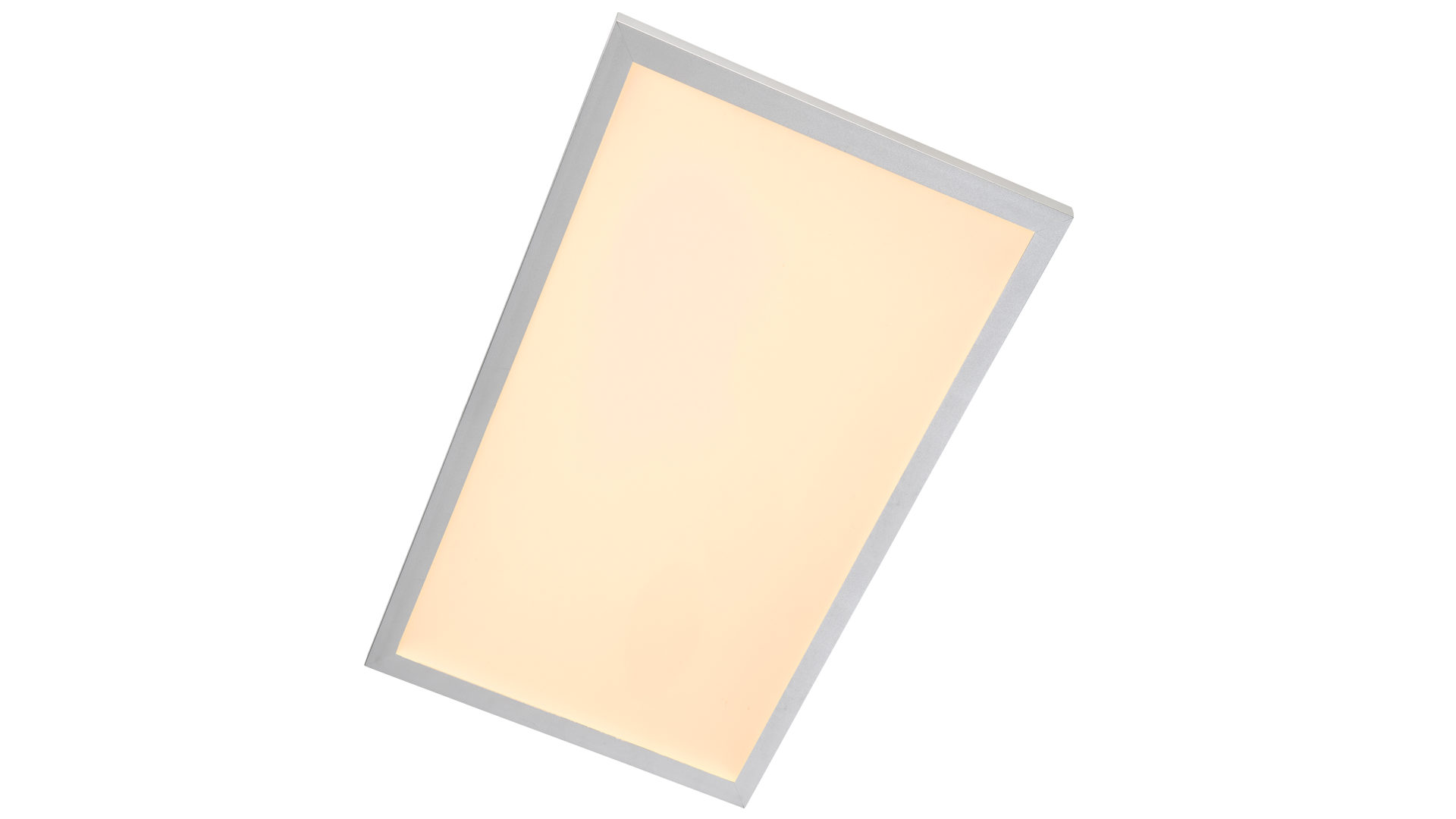 LED-Deckenleuchte Panel | titanfarb...