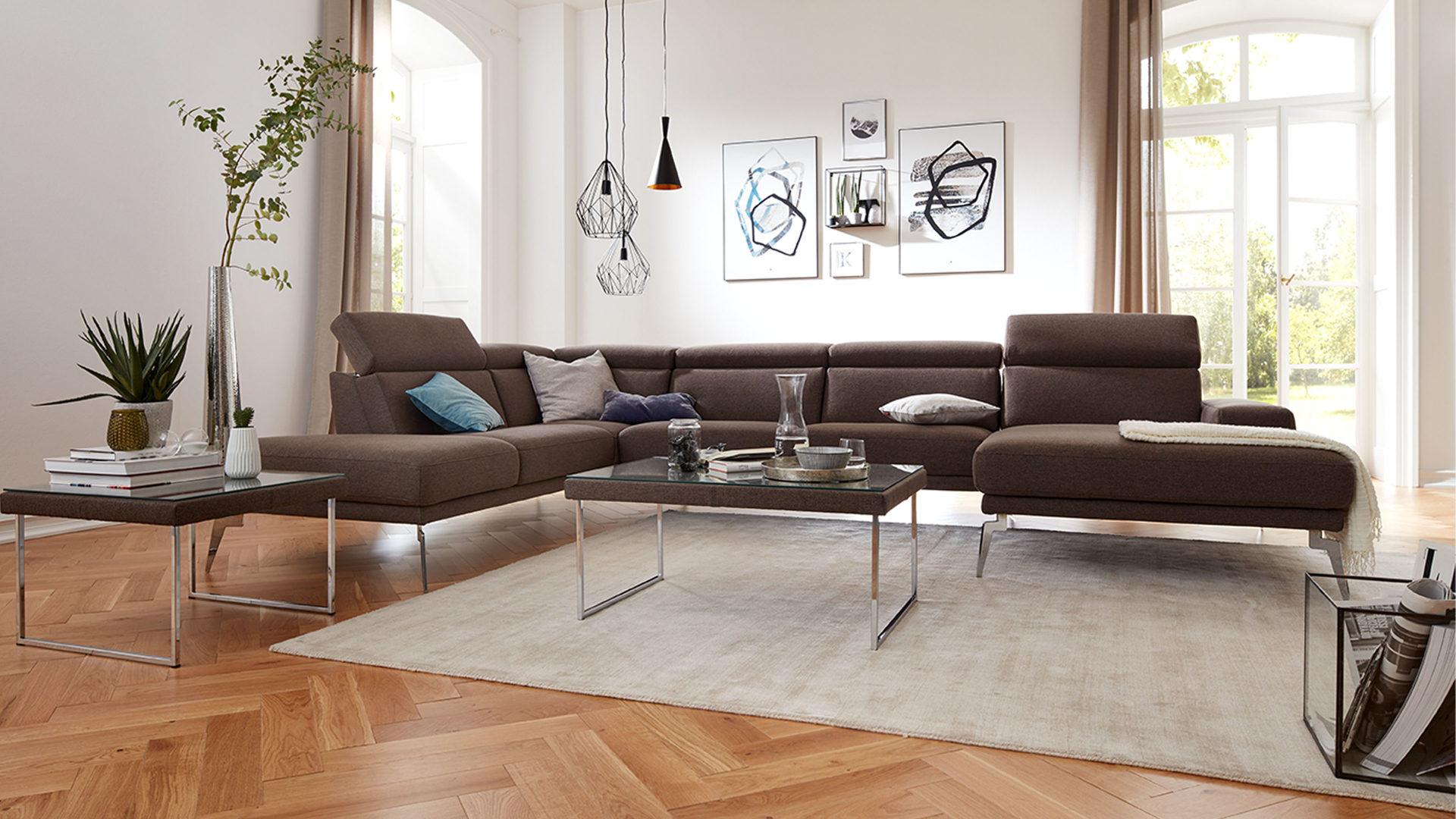 Interliving Sofa Serie 4152 ? Eckko...