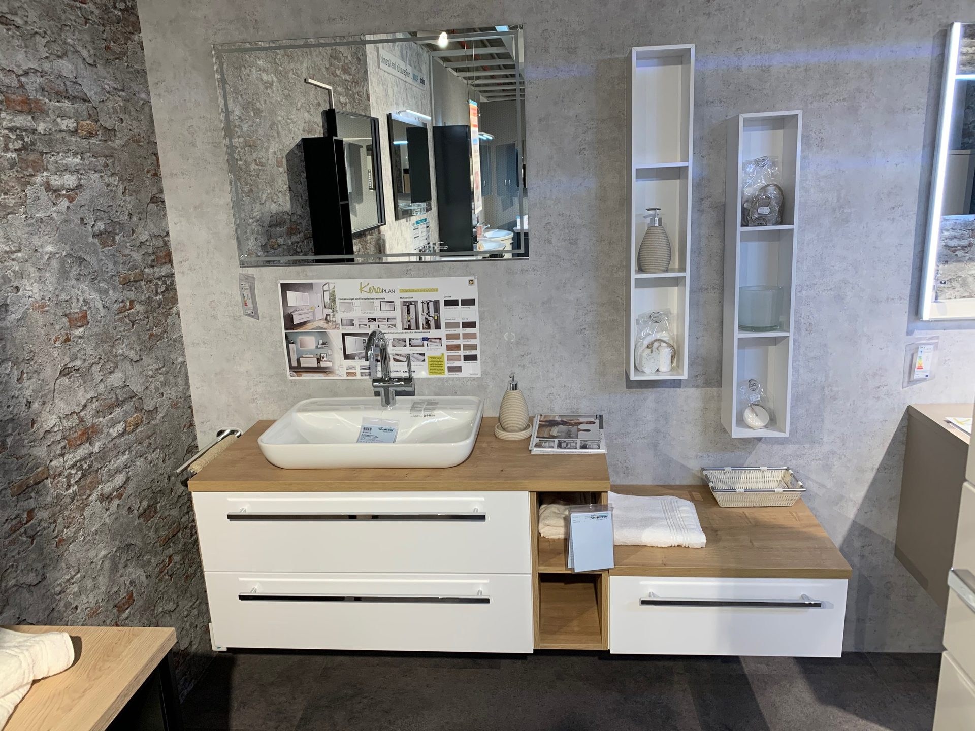 Ausstellungsbad Puris KeraPlan, Lamstedt, Cuxhaven, Bremerhaven