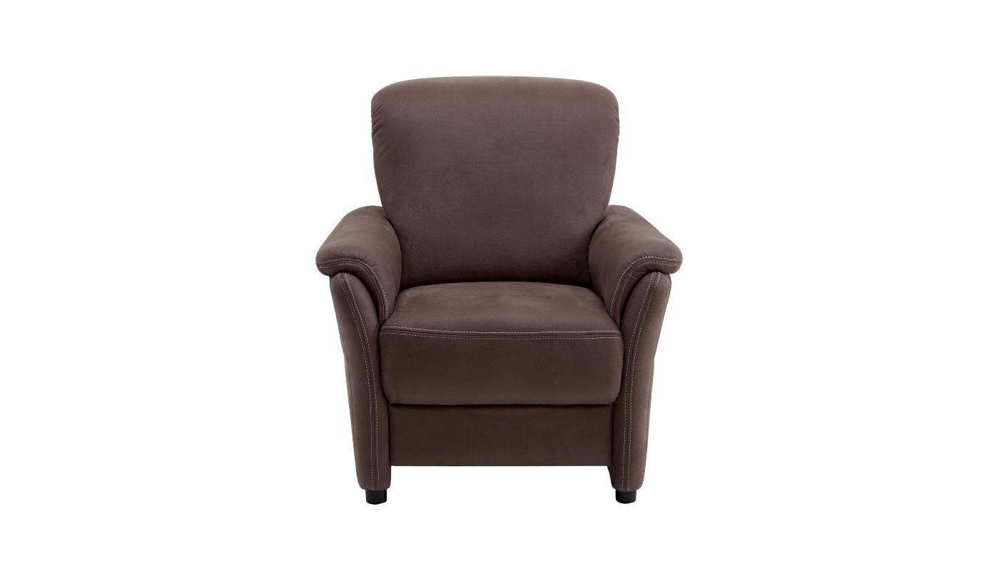 orthoSedis Sessel, ein gemütliches Polstermöbel , schlammfarbener ...