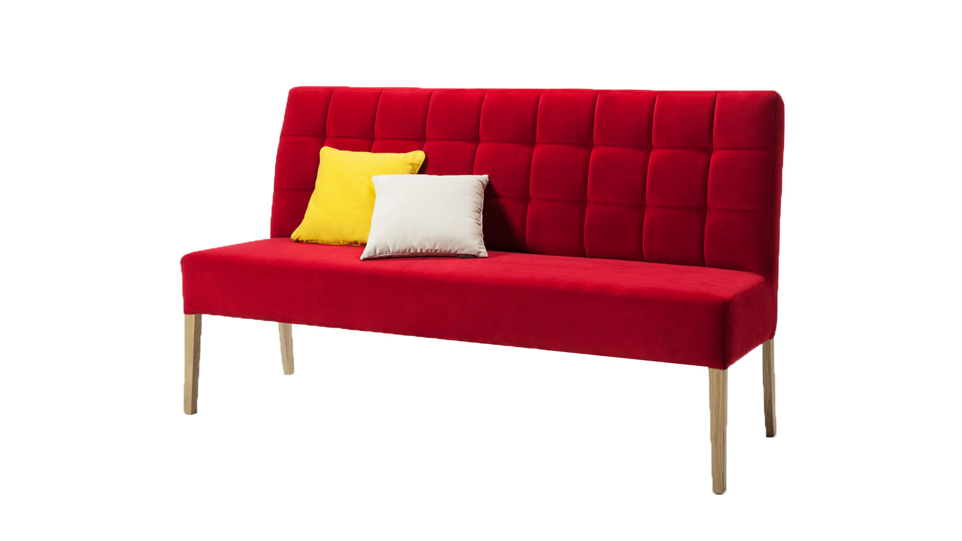 Komfortable Sitzbank für Ihren...