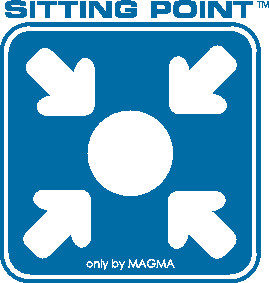 MAGMA SITTING POINT