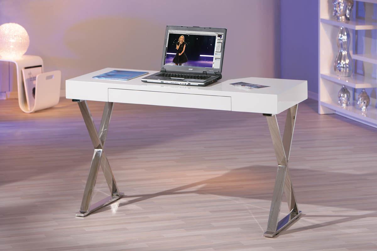 Schreibtisch Grace Ein Computertisch Frs Bro