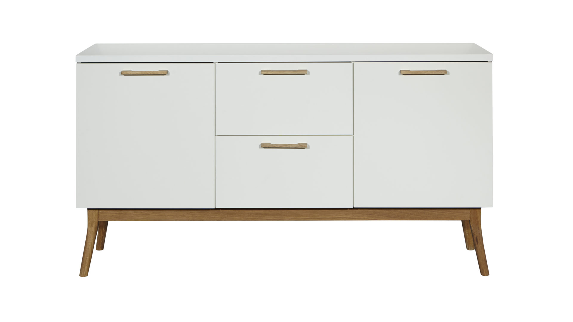 Trendiges Sideboard im Retro-Look m...