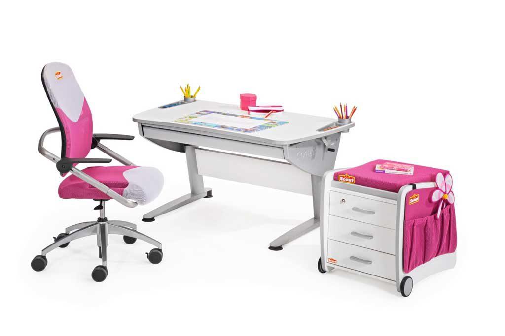 Der Kinder-Schreibtisch Cockpit aus...