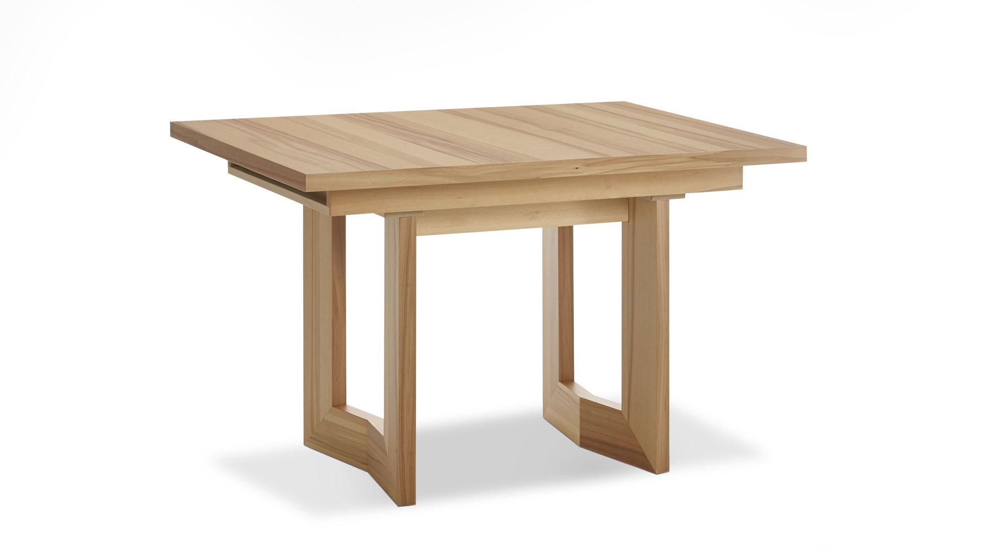 7ba684eea654fc Auszugtisch K+w polstermöbel aus Holz in Holzfarben Modulmaster  Funktionstisch Game 2 als Holzmöbel lackiertes