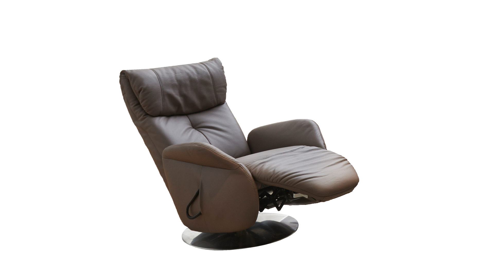 Comfortmaster Easy Swing Sessel 7618 Sitzmöbel Braunes Longlife