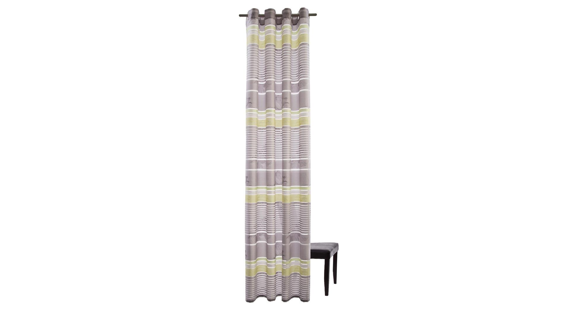 Gardinen + Vorhänge, FLEXA, HOMING, Vorhang Set, Ösenschal