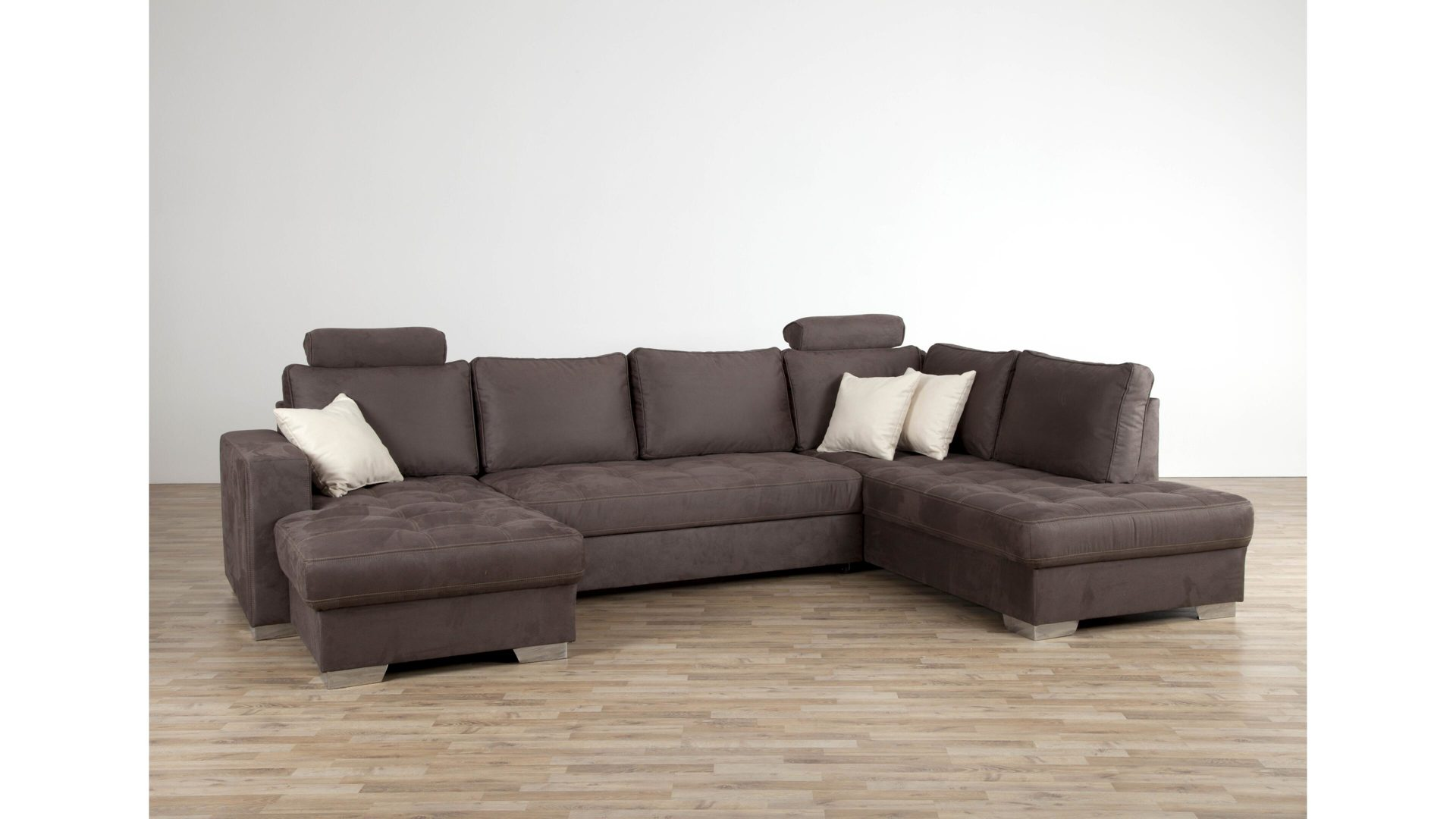 Ecksofas Sofakultur Eckkombination Interliving Wohnlandschaft