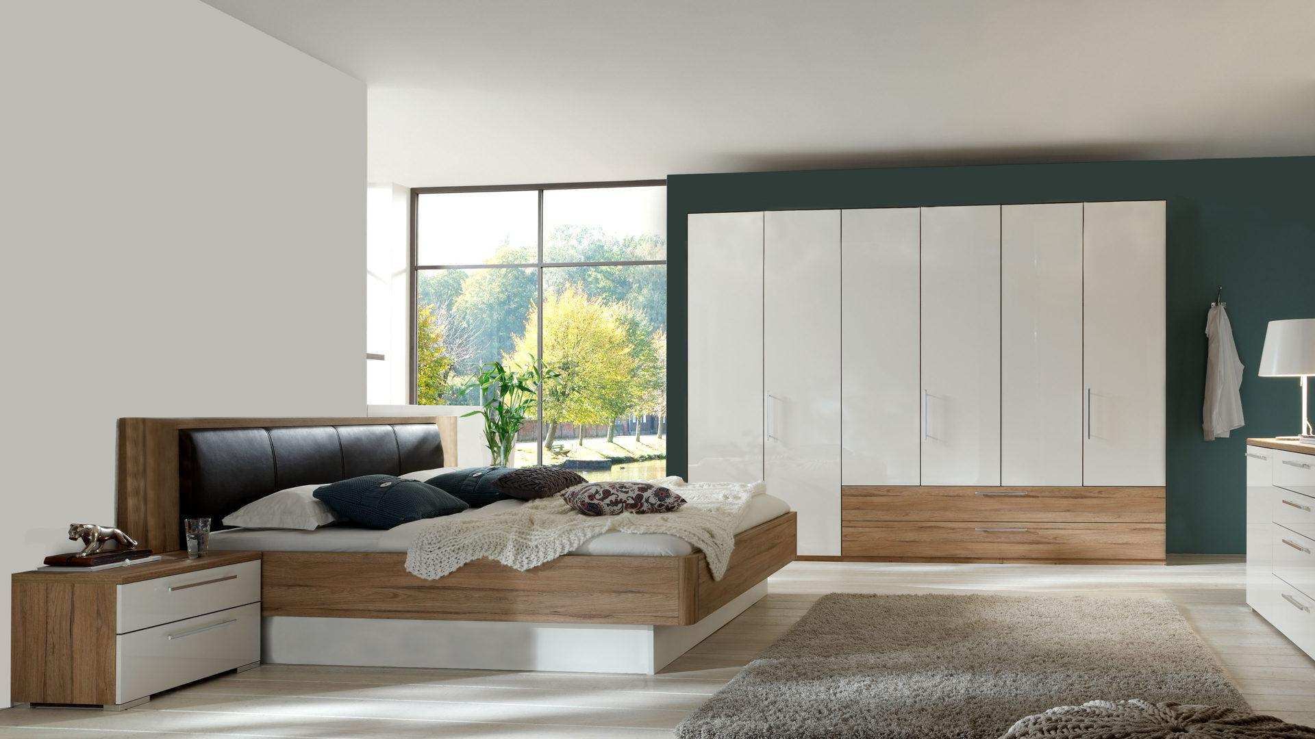 PARTNERRING COLLECTION Schlafzimmer Linus mit Möbeln zum Wohlfühlen