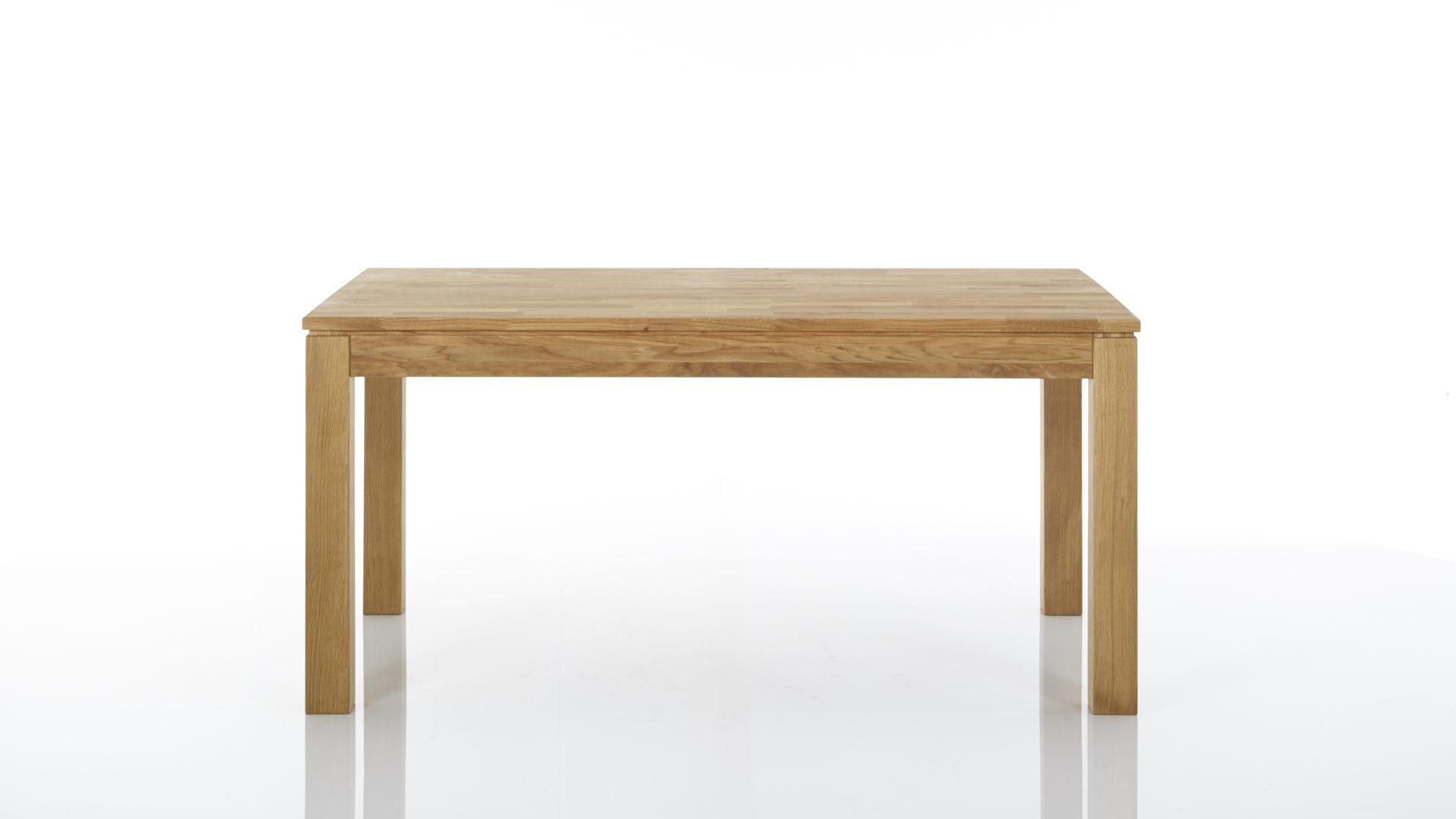 3007a12c1d8fda Esstisch mit Klappeinlagen für Ihre Esszimmereinrichtung